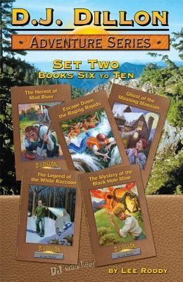 D.J. Dillon Adventure Series Set 2  -     By: Lee Roddy