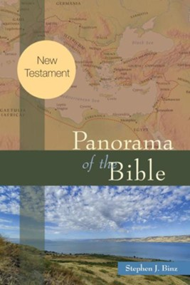 Panorama of the bible new testament stephen j binz panorama of the bible new testament by stephen j binz fandeluxe Images