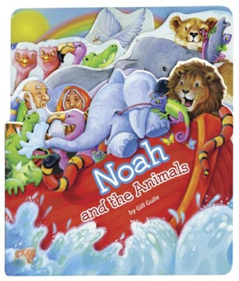 Noah and the Animals  -     By: Gill Guile