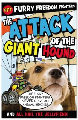 The Attack of the Giant Hound and All Hail the Jellyfiend!  -     By: Nick Page     Illustrated By: Tim Hutchinson