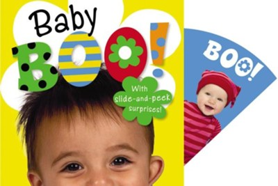 Baby Boo!: With Slide-And-Peek Surprises!  -     By: Katie Rowbottom