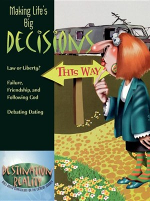 Making Life's Big Decisions: Law or Liberty-Failure, Friendship, and Following God-Debating Dating  -