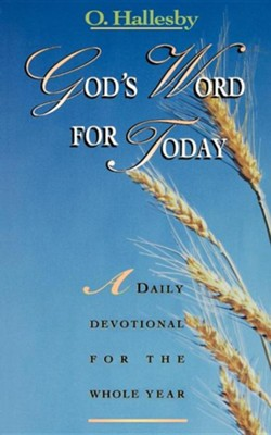 God's Word for Today   -     By: O. Hallesby