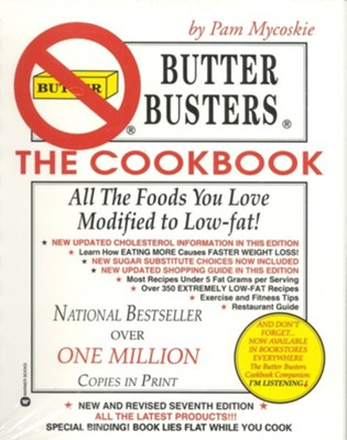 Butter Busters, Edition 0007 New and Revised  -     By: Pam Mycoskie