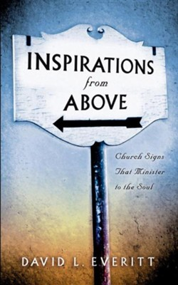 Inspirations from Above  -     By: David L. Everitt