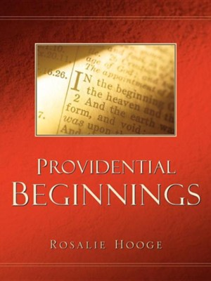 Providential Beginnings  -     By: J. Rosalie Hooge