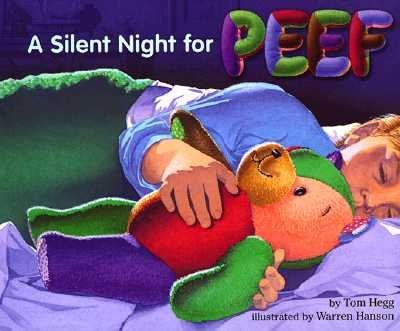 A Silent Night for Peef  -     By: Tom Hegg     Illustrated By: Warren Hanson