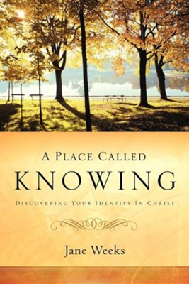 A Place Called Knowing  -     By: Jane Weeks