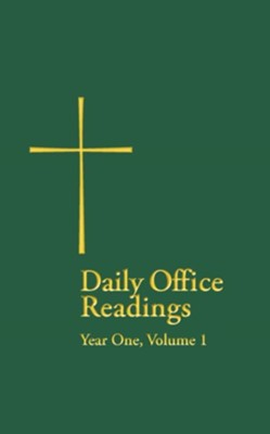 Daily Office Readings Year 1, Volume1  -     By: Rev. Terence L. Wilson