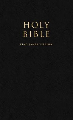 KJV The Holy Bible, Paper, Black  -     By: HarperCollins Publishers
