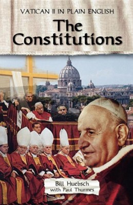 Constitutions Revised Edition  -     By: Bill Huebsch