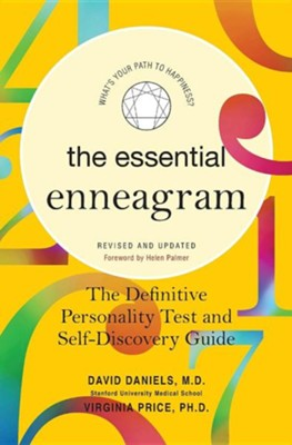 The Essential Enneagram: The Definitive Personality Test and Self-Discovery GuideRevised, Update Edition  -     By: David Daniels, Virginia Price