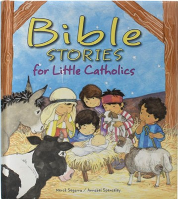 Bible Stories for Little Catholics  -