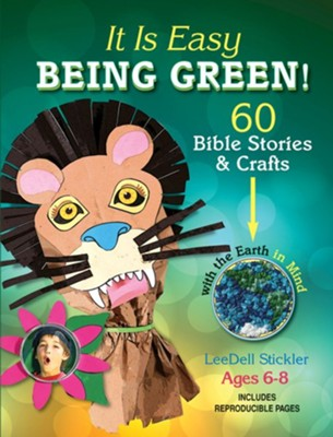 It Is Easy Bring Green! 60 Bible Stories & Crafts   -
