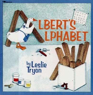 Albert's Alphabet  -     By: Leslie Tryon     Illustrated By: Leslie Tryon