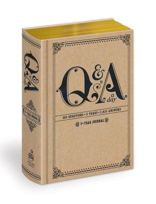 Q&A a Day: 5-Year Journal  -