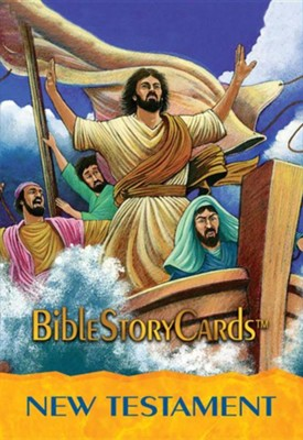 Bible Story Cards: Collector Series, New Testament   -     By: Wendy Wagoner
