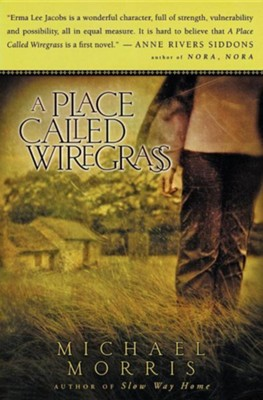 A Place Called Wiregrass   -     By: Michael Morris