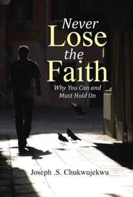 Never Lose the Faith: Why You Can and Must Hold on  -     By: Joseph S. Chukwujekwu