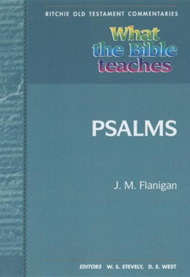 What the Bible Teaches: Psalms  -     By: Jin Fannigan
