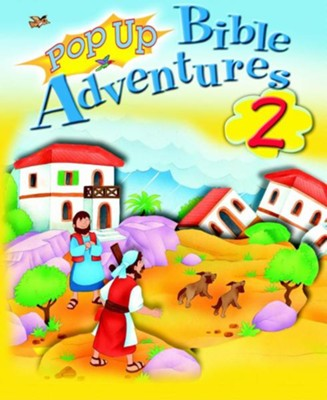 Pop-Up Bible Adventures #2  -     By: Tim Dowley