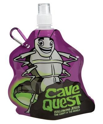 Cave Quest VBS 2016: Theme Water Bottle   -