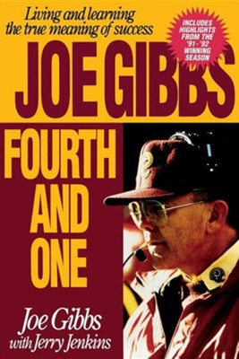 Fourth and One  -     By: Joe Gibbs, Jerry Jenkins