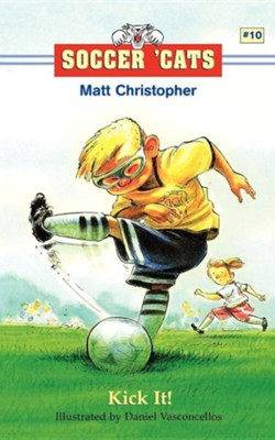Kick It!2003. 3rd Print Edition  -     By: Matt Christopher, Stephanie Peters     Illustrated By: Daniel Vasconcellos