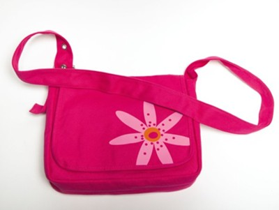 Faithgirlz Messenger Bag Medium  -     By: Zondervan