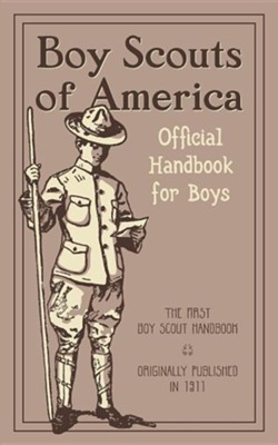 Boy Scouts of America: Handbook for Boys   -     By: Boy Scouts of America