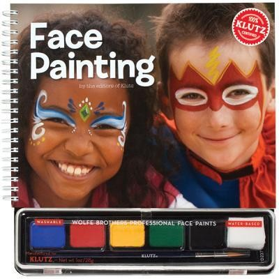 Face Painting [With Water-Based Paints]  -