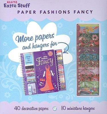 Extra Stuff for Paper Fashions Fancy   -