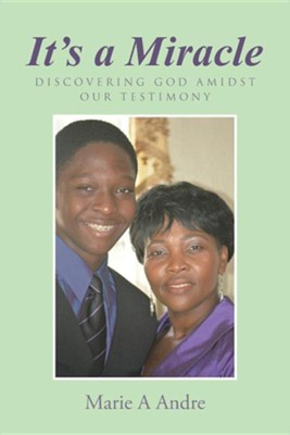 It's a Miracle: Discovering God Amidst Our Testimony  -     By: Marie A. Andre
