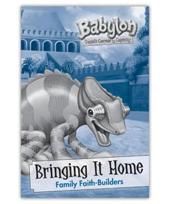 Babylon: Bringing It Home &#034Family Faith-Builders(pkg. of 10)  -