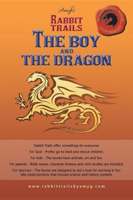 Rabbit Trails: The Boy and the Dragon/Mumiya and the Cat  -     By: AmyG