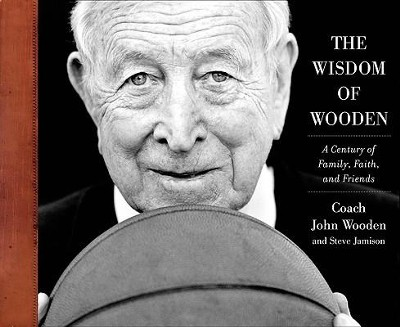 The Wisdom of Wooden: My Century on and Off the Court  -     By: John Wooden, Steve Jamison