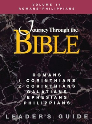 Jttb: Volume 14, Romans Through Philippians (Teacher)  -     By: Dorothy Jean Furnish