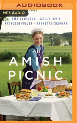 An Amish Picnic: Four Stories - unabridged audiobook on MP3-CD  -     Narrated By: Lauren Berst     By: Amy Clipston, Kelly Irvin, Kathleen Fuller, Vannetta Chapman