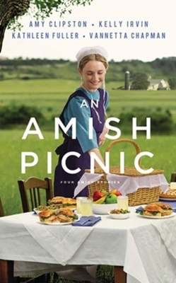 An Amish Picnic: Four Stories - unabridged audiobook on CD  -     Narrated By: Lauren Berst     By: Amy Clipston, Kelly Irvin, Kathleen Fuller, Vannetta Chapman