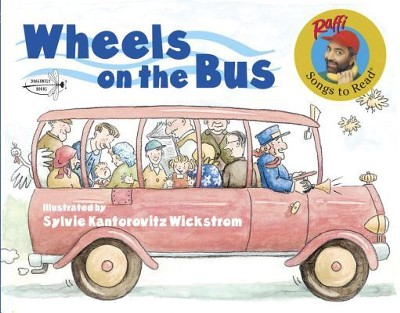 Wheels On The Bus, Paperback   -     By: Raffi     Illustrated By: Sylvie Kantorovitz Wickstrom