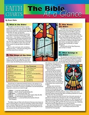 Faith Charts: The Bible at a Glance  -     By: Scott Hahn