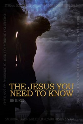 The Jesus You Need to Know: A Character Study of the Christ  -     By: Joe Durso