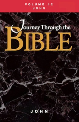 Journey Through the bible, Volume 12 John -Student  -     By: Susan Willhauck