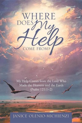 Where Does My Help Come From?: My Help Comes from the Lord Who Made the Heavens and the Earth (Psalm 121:1?2)  -     By: Janice Olenio-Michienzi