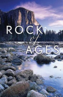 Rock of Ages Hymn Bulletins (Package of 50)  -