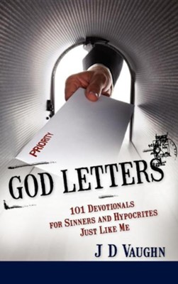 God Letters...  -     By: J.D. Vaughn