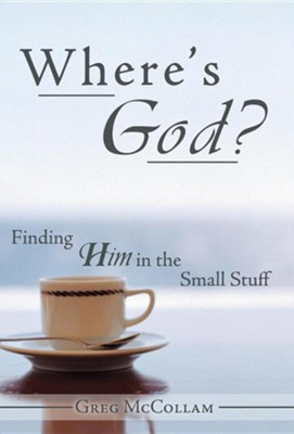 Where's God?: Finding Him in the Small Stuff  -     By: Greg McCollam
