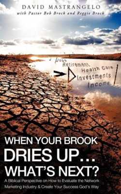 When Your Brook Dries Up...What's Next?  -     By: David Mastrangelo, Reggie Brock, Pastor Bob Brock
