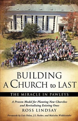 Building a Church to Last  -     By: Ross Lindsay
