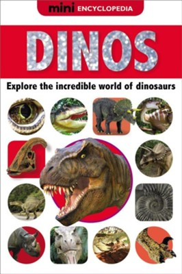 Mini Encyclopedias - Dinos  -